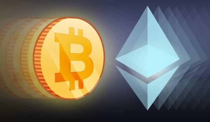 Bitcoin 54 Bin Dolar Seviyesine Geri Dönerken Ethereum Rallisini Sürdürüyor