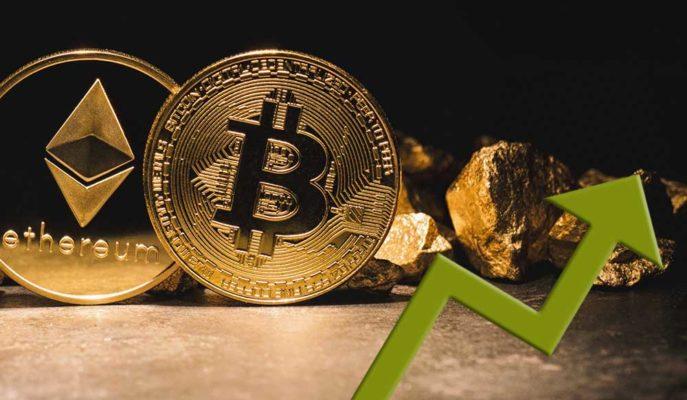 Bitcoin 57 Bin Doları Hedeflerken Ethereum Güçleniyor