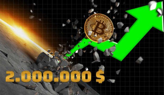 Bitcoin'in Görülmemiş Arz Şoku İle 2 Milyon Dolar Olacağı İddia Edildi