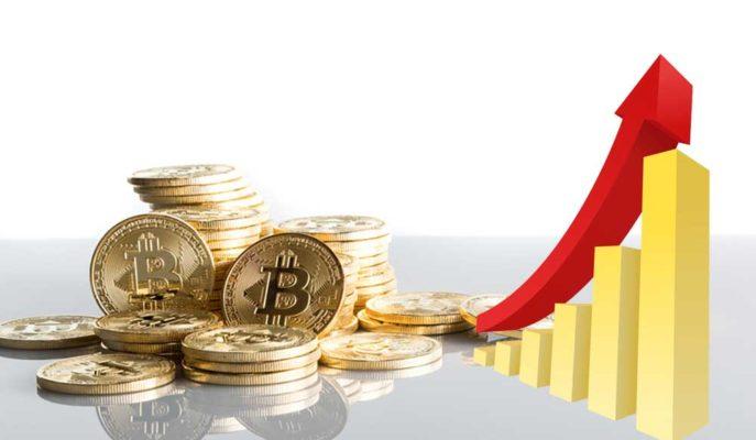Bitcoin Balinalarının Cüzdanları Nisan Ayında Büyüdü