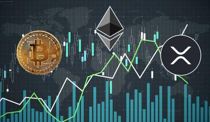 Bitcoin ve Ethereum Konsolide Olurken XRP Yükselişini Sürdürüyor