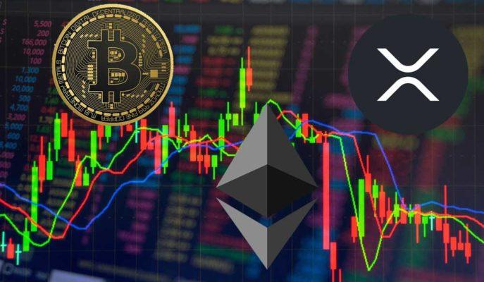 Bitcoin ve  Ethereum Rallisini Sürdürürken Ripple 2 Dolara Yaklaştı