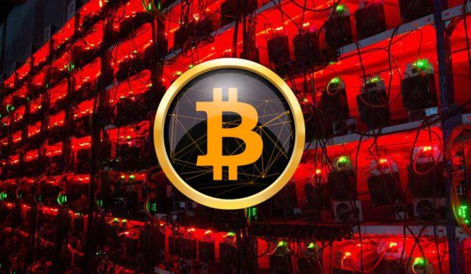 Bitcoin Madencilerinin Günlük Ortalama Geliri 50 Milyon Dolara Ulaştı