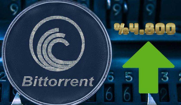 BitTorrent (BTT) Dört Aylık Yükselişi ile İlk 10'a Yaklaşıyor