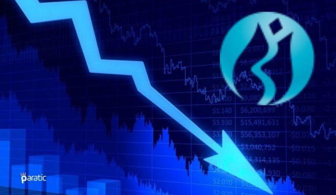 Borsa 1309 Puana Gerilerken, Haftalık Kayıp %7'ye Yaklaştı