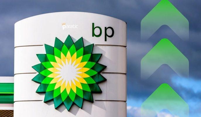 BP Hisseleri Petrol Fiyatlarındaki Toparlanmayla %3 Yükseldi