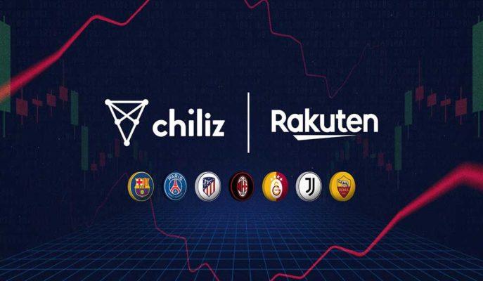 Chiliz Borsası ile Rakuten Arasında Fan Token Ortaklığı İmzalandı