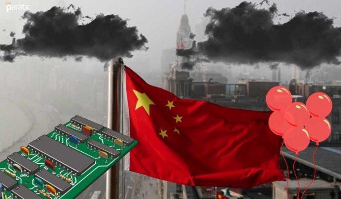 Çin Büyümesi, Çip Kıtlığı ve Varlık Balonu Riskiyle Gölgelendi