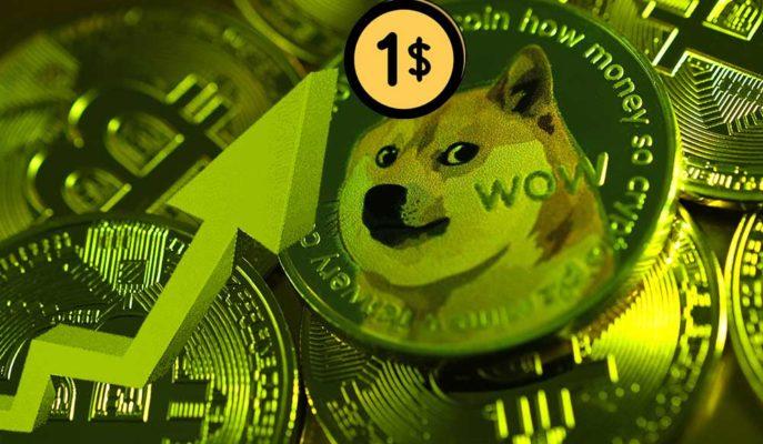 Dogecoin'in Rallisi Akıllara 1 Dolar Hedefini Getirdi