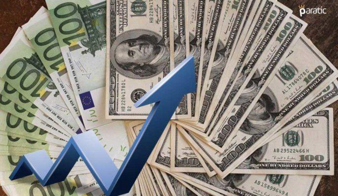 Döviz Kurları Yükselişe Geçti! Dolar 8,20'ye, Euro 9,74'e Dayandı