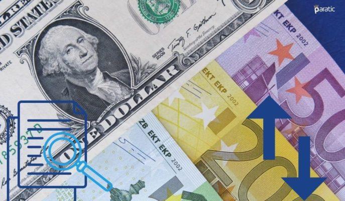 Dolar ve Euro Veri Gündeminin Sakin Olduğu Haftaya Yatay Başladı