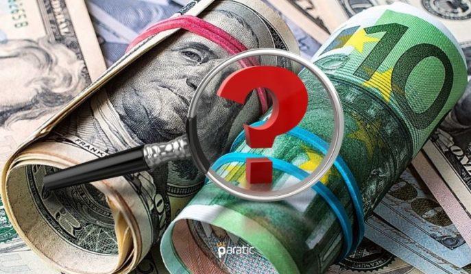 Dolar Kuru Güne 8,22, Euro 9,95 Civarından Başladı