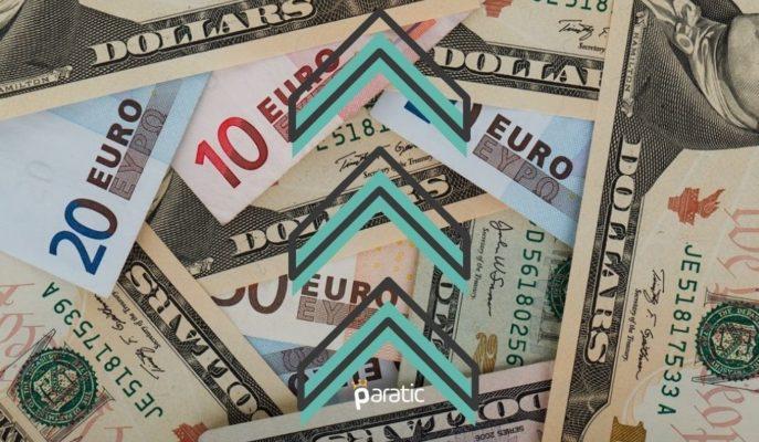 Dolar Güne 8,32, Euro 10 Liranın Üstünden Başladı