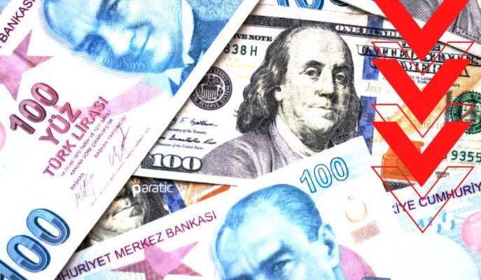 Dolar Yurt İçi Piyasa Açılışıyla 8,10 Liranın Altına İndi