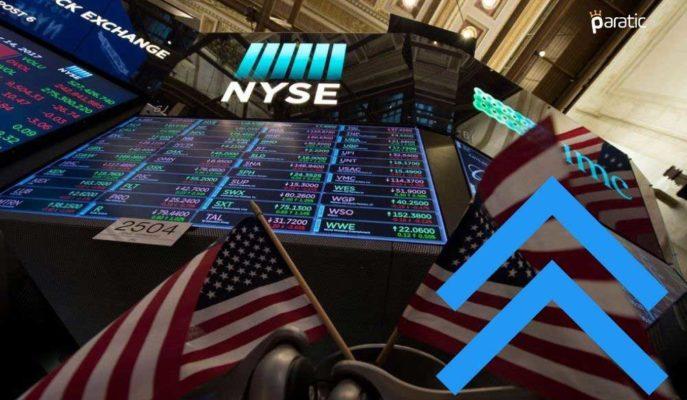 Dow Jones ve S&P 500 Endeksleri FED Tutanakları Öncesi Sınırlı Pozitif
