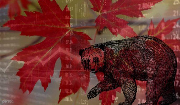 Ekside Açılan Kanada Gösterge Endeksi Rallisini Genişletemedi