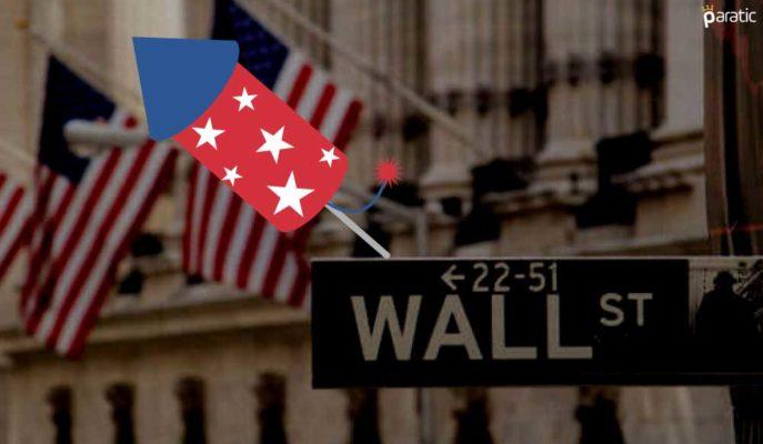 Endişelendiren ÜFE'ye Rağmen Dow Jones ve S&P 500 Yeni Rekorlara Ulaştı