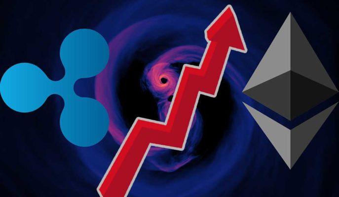 Ethereum 2.150 Dolar ile Yeni ATH Yaparken XRP Yüzde 30 Yükseldi