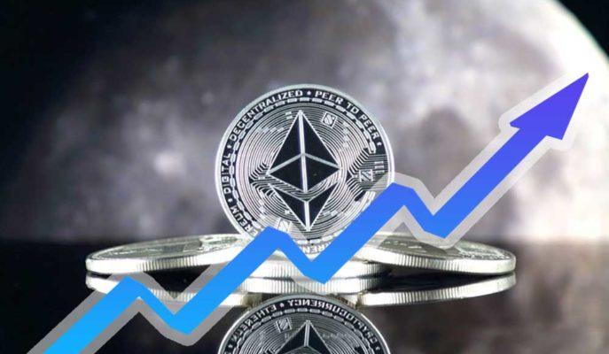 Ethereum 2.200 Dolar ile Tarihinin En Yüksek Zirvesini Yineledi