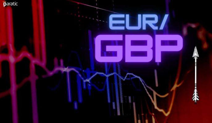EUR/GBP Aşı İyimserliğiyle 1 Ayın Yükseklerine Yakın Seyretti