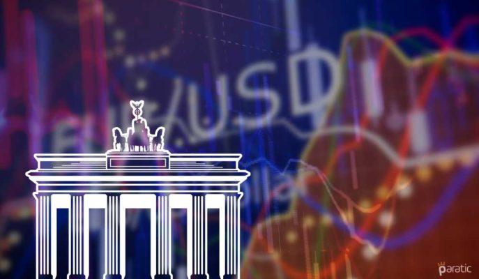 EUR/USD Alman Sanayi Üretimi Sonrasında 1,19'dan Uzaklaştı