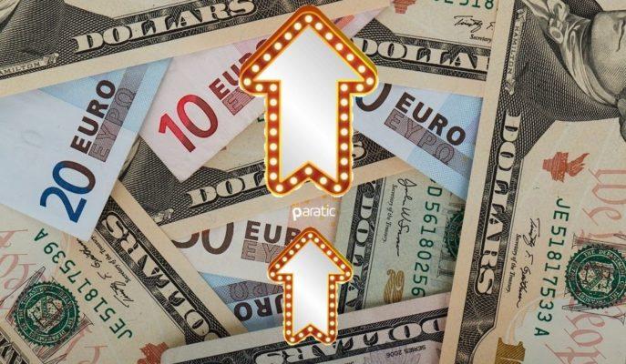 Euro 10 Lira Sınırında Gezinirken, Dolar 8,27'yi Zorluyor