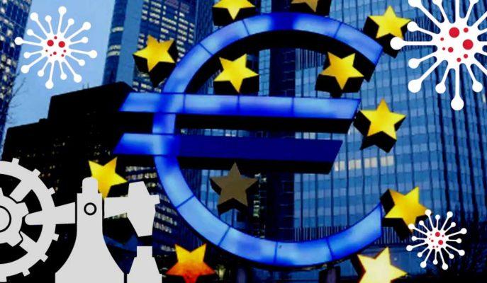 Euro Bölgesi'nde Hizmetler Nisan'da Büyümeye Dönerken İmalat Rekor Arttı