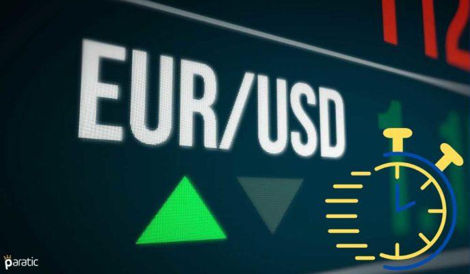 Euro Dolar Karşısında Hafif Toparlansa da 1.1900 Altında Kalacak