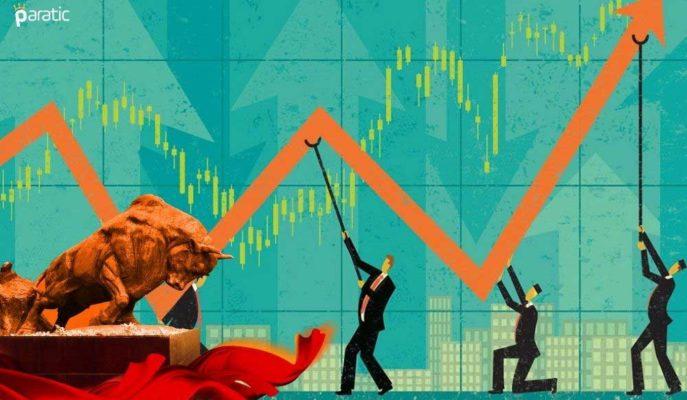 Euro Stoxx 50 Endeksi Enflasyon Sonrası Yıllık Zirveyi Gördü