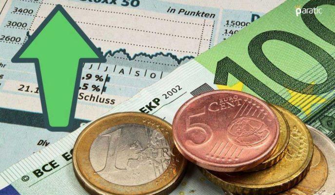 Euro Stoxx Endeksleri İyi Gelen Ekonomik Verilerle Pozitif Seyrediyor