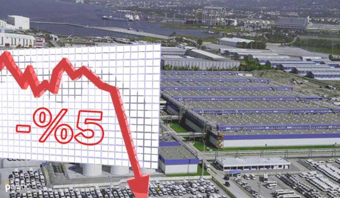 Ford Hisseleri Üretime Ara Haberiyle %5'in Üzerinde Ekside