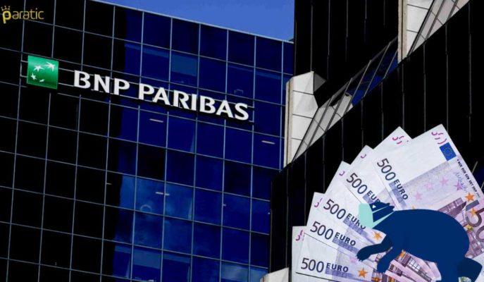 BNP Paribas Hisseleri Eksiye Düşen Fransız CAC 40'ın En Sert Düşenleri Arasında
