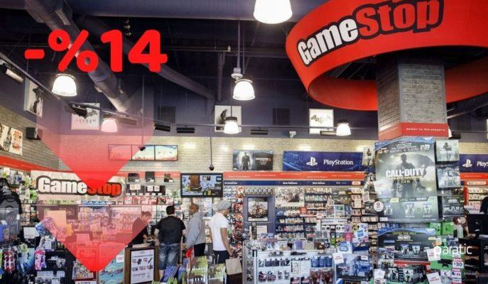 GameStop Hisseleri, Satış Kararının Ardından %14 Değer Kaybetti