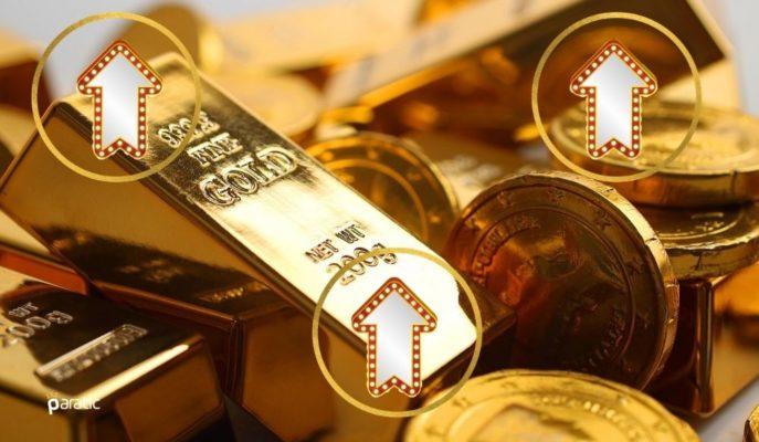 Gram Altına Yatırım Yapanlar Nisan'da %4 Kazandı