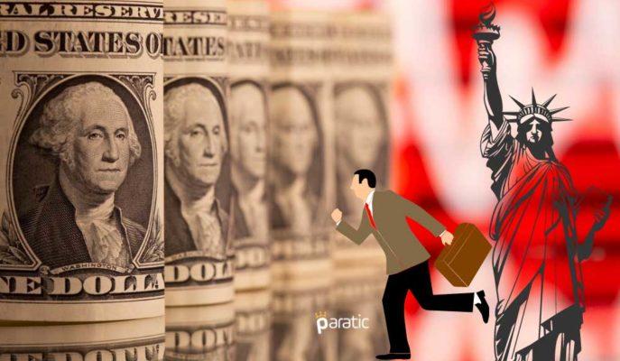 Güçlü Gelen İstihdam Verisi Sonrasında Dolar Yeniden 8,10 TL'nin Üstünde