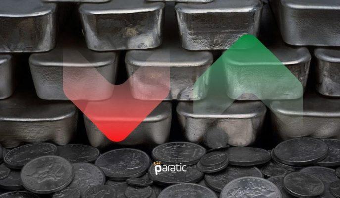 Gümüş Fiyatları Düşüşe Geçerken, Kısa Vadede Artış Bekleniyor