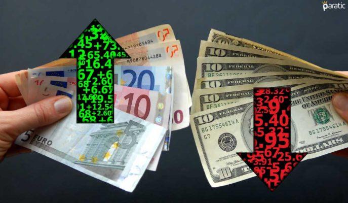 Güvercin FED'den Yararlanan EUR/USD 9 Haftanın Yükseğini Gördü