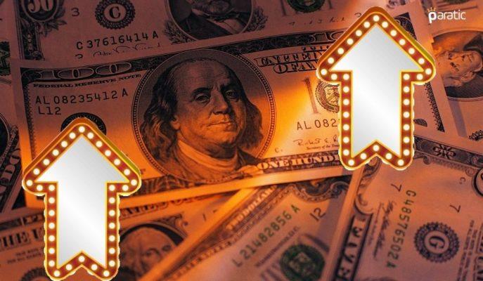 Dolar Kuru Haftaya Yükselişle Başlayarak 8,44'e Tırmandı