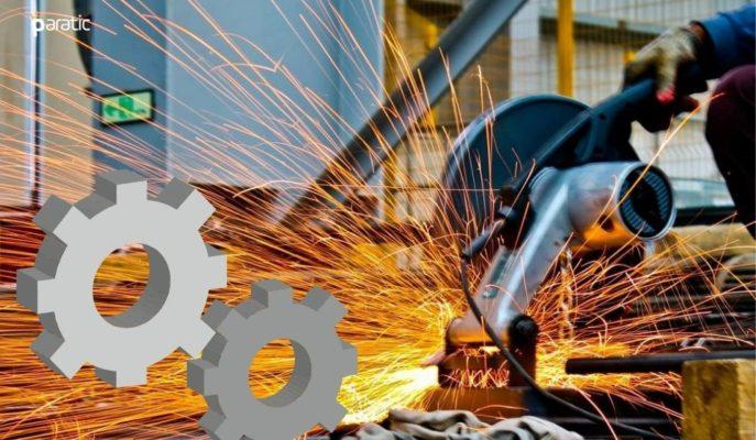 İmalat Sanayi Kapasite Kullanım Oranı Nisan'da 75,9'a Yükseldi