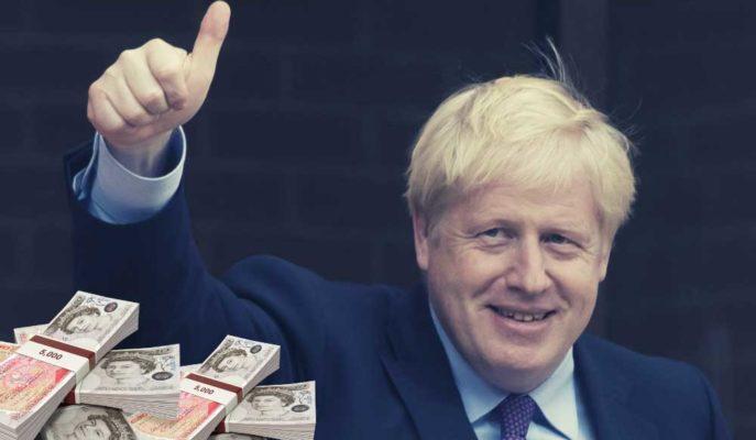 İngiliz Sterlini Güçlü PMI Desteğiyle Dolar Karşısında Yükselişe Geçti