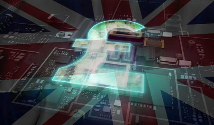 İngiltere Brexit Sonrası Dijital Pound Projesi ile Büyüyebilir