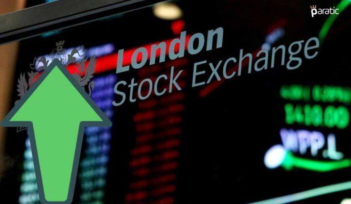İngiltere Hisse Senedi Piyasaları Hizmet Sektöründeki Toparlanmaya Yükseliyor