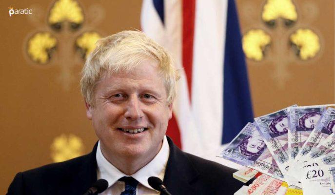 İngiltere'de Açılış için Yeni Adım Atılırken GBP/USD Yükseliyor
