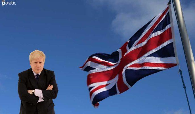 İngiltere'nin Hizmet Ekonomisi Mart'ta Büyümeye Döndü