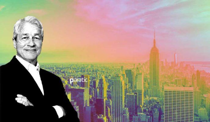 Jamie Dimon ABD Ekonomisine Övgüler Yağdırırken Güçlü Büyüme Bekliyor