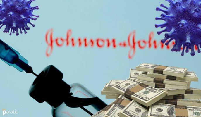 Johnson & Johnson Aşı Satışları 1Ç21'de 100 Milyon $ Oldu