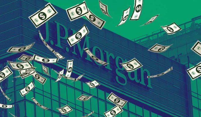 JPMorgan Hisseleri Güçlü İlk Çeyrek Sonuçlarına Rağmen Açılış Öncesi Düştü