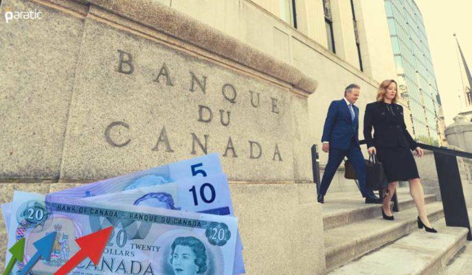 Kanada Merkez Bankası Hamlesi USD/CAD'ı 1,23'e Daha Erken Ulaştırabilir