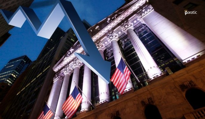 Nasdaq Endeksi %1'den Fazla Gerilerken, ABD Piyasalarında Düşüş Hakim