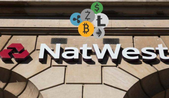 İngiltere Merkezli Banka NatWest, Kripto Yatırımı Yapan Müşteri İstemiyor